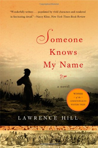 9780393065787: Someone Knows My Name: A Novel