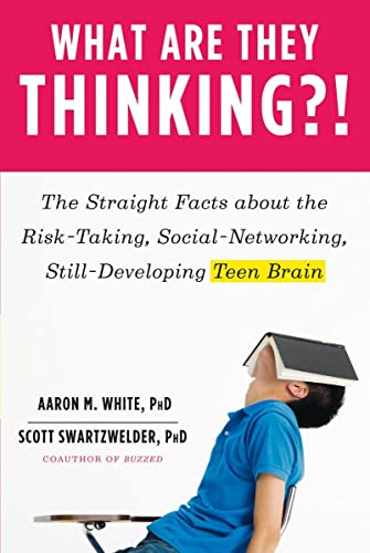 9780393065800: What Are They Thinking?!: The Straight Facts about the Risk-Taking, Social-Networking, Still-Developing Teen Brain