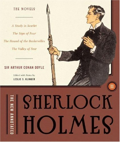 9780393065947: The New Annotated Sherlock Holmes: The Novels (Non-Slipcased Edition)  (Vol. 3)