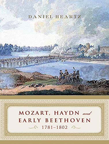 9780393066340: Mozart, Haydn and Early Beethoven: 1781-1802