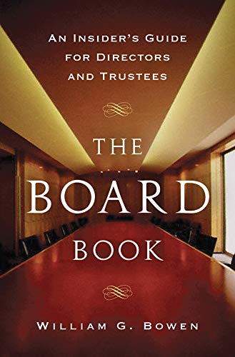 9780393066456: The Board Book: An Insider's Guide for Directors and Trustees