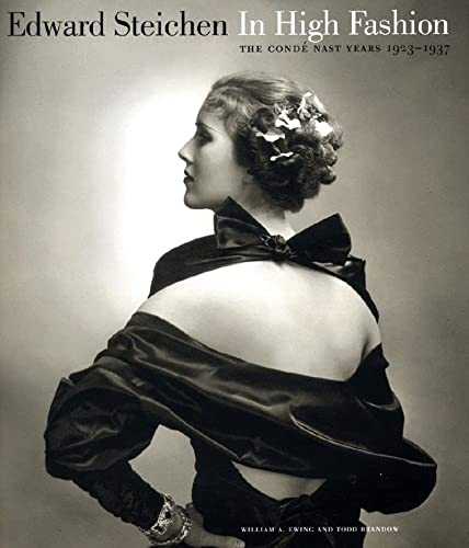 9780393066777: Edward Steichen: In High Fashion: The Conde Nast Years, 1923-1937