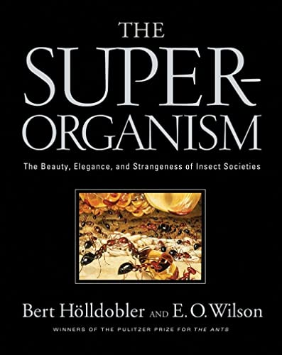 9780393067040: The Superorganism: The Beauty, Elegance, and Strangeness of Insect Societies