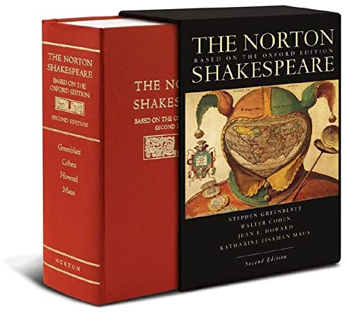 9780393068016: The Norton Shakespeare: Based on the Oxford Edition (Second Edition, Slipcased Edition)