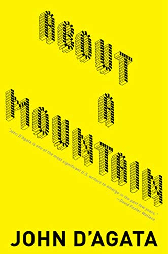 "About a Mountain 9780393068184 From ""one of the most significant U.S. writers"" (David Foster Wallace), an investigation of Yucca Mountain and human destruction in Las Vegas. When John D'Agata helps his mother move to Las Vegas one summer, he begins to follow a story about the federal government's plan to store high-level nuclear waste at a place called Yucca Mountain, a desert range near the city of Las Vegas. Bearing witness to the parade of scientific, cultural, and political facts that give shape to Yucca's story, D'Agata keeps the six tenets of reporting in mind―Who, What, When, Where, Why, and How―arranging his own investigation around each vital question. Yet as the contradictions inherent in Yucca's story are revealed, D'Agata's investigation turns inevitably personal. He finds himself investigating the death of a teenager who jumps off the tower of the Stratosphere Hotel, a boy whom D'Agata believes he spoke with before his suicide. Here is the work of a penetrating thinker whose startling portrait of a mountain in the desert compels a reexamination of the future of human life."