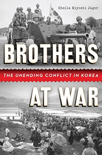 9780393068498: Brothers at War: The Unending Conflict in Korea