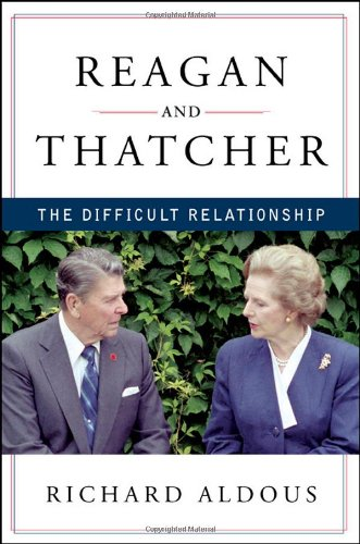 9780393069006: Reagan and Thatcher: The Difficult Relationship