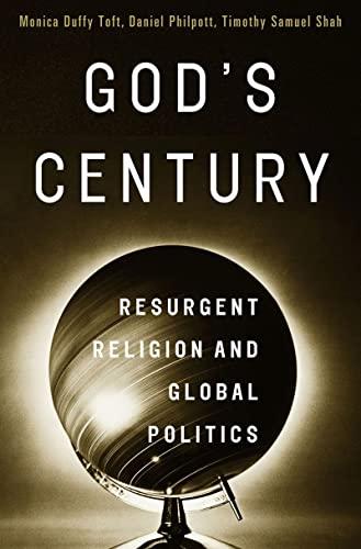 9780393069266: God's Century: Resurgent Religion and Global Politics