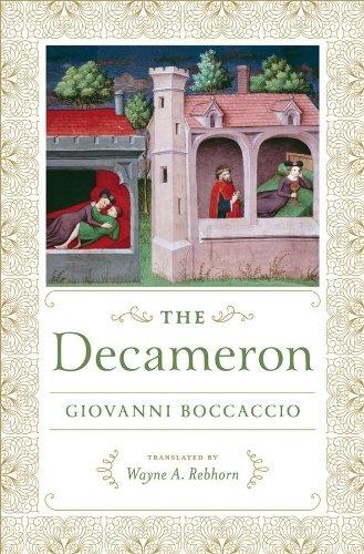 The Decameron[SIGNED FIRST PRINTING]: Boccaccio, Giovanni [Trans.