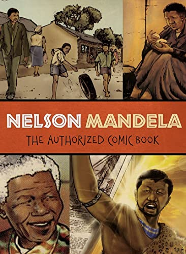 9780393070828: Nelson Mandela: The Authorized Comic Book