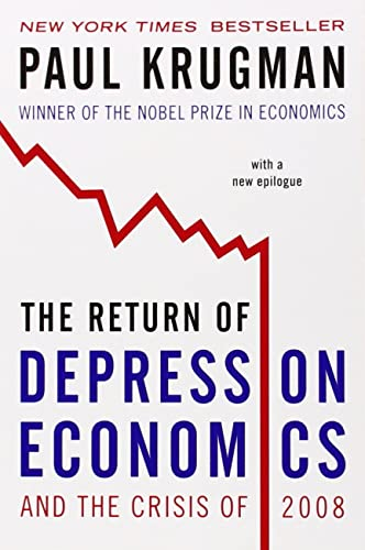 9780393071016: The Return of Depression Economics and the Crisis of 2008