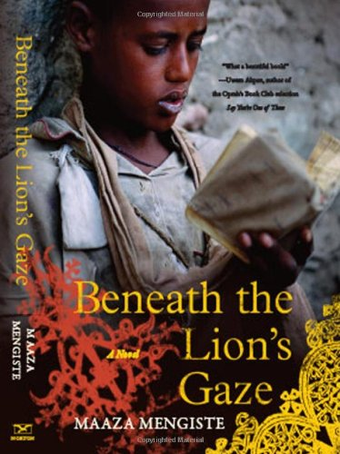 9780393071764: Beneath the Lion's Gaze: A Novel