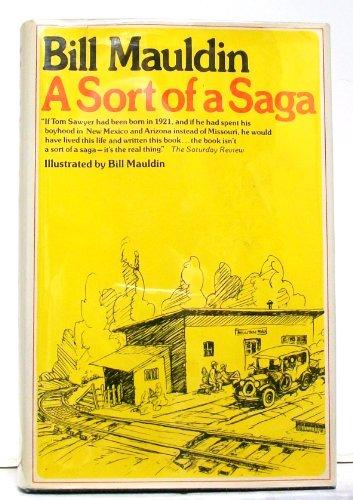 A sort of a saga: Bill Mauldin
