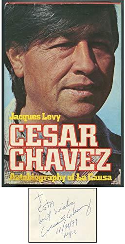 9780393074949: Cesar Chavez: Autobiography of LA Causa