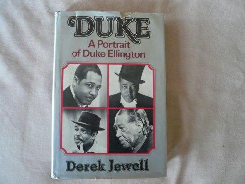 Duke: A Portrait of Duke Ellington: Jewell, Derek