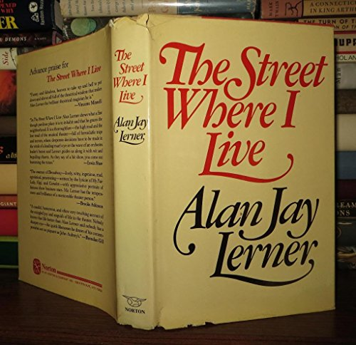 9780393075328: The Street Where I Live