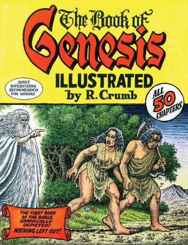 9780393075939: The Book of Genesis Illustrated by R. Crumb (Signed, Limited, Slipcased Edition)
