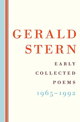 9780393076660: Early Collected Poems: 1965-1992