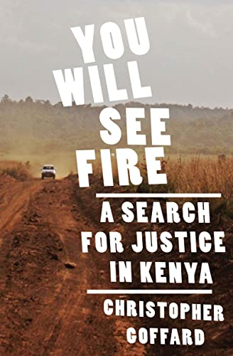 9780393077421: You Will See Fire: A Search for Justice in Kenya