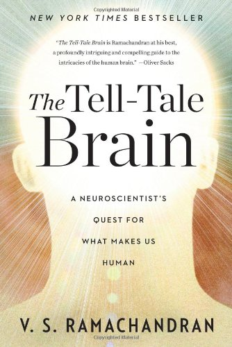9780393077827: The Tell-Tale Brain: A Neuroscientist's Quest for What Makes Us Human