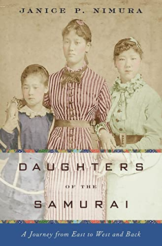 9780393077995: Daughters of the Samurai: A Journey from East to West and Back