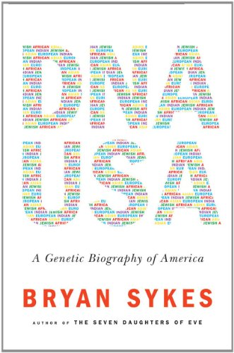 DNA USA: A Genetic Biography of America (9780393078046) by Sykes, Bryan