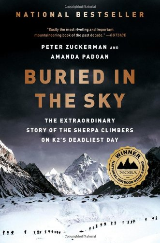 9780393079883: Buried in the Sky: The Extraordinary Story of the Sherpa Climbers on K2's Deadliest Day