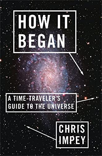 9780393080025: How It Began: A Time-Traveler's Guide to the Universe