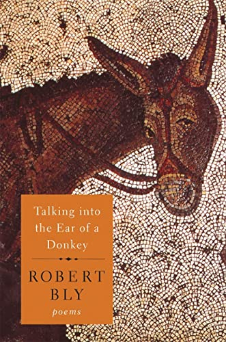 9780393080223: Talking into the Ear of a Donkey: Poems