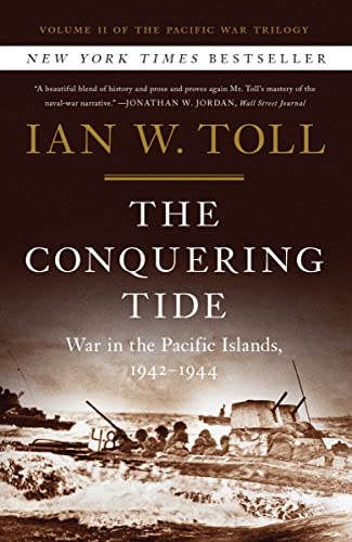 9780393080643: The Conquering Tide: War in the Pacific Islands, 1942–1944 (Pacific War Trilogy, 2)
