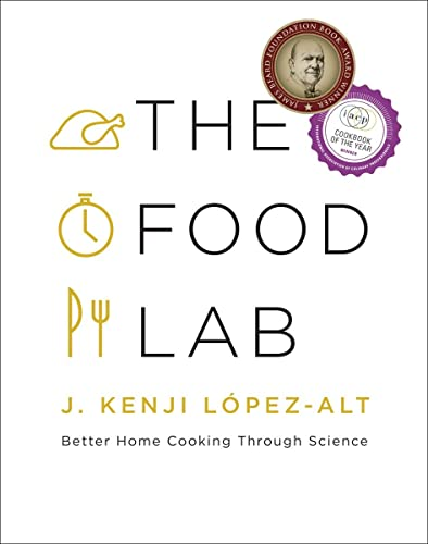 9780393081084: The Food Lab: Better Home Cooking Through Science