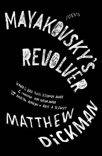 9780393081190: Mayakovsky's Revolver