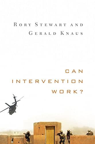9780393081206: Can Intervention Work?: Amnesty International Global Ethics Series (Norton Global Ethics Series)