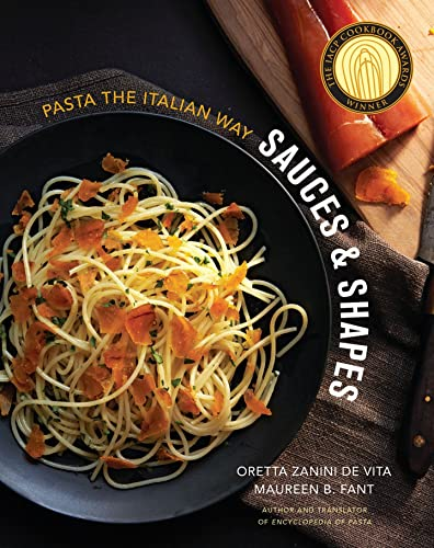 9780393082432: Sauces and Shapes: Pasta the Italian Way