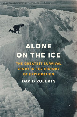 9780393083712: Alone on the Ice: The Greatest Survival Story in the History of Exploration