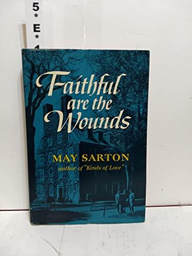 9780393084399: Sarton Faithful are the Wounds