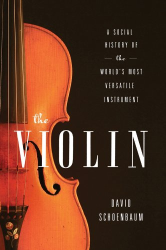9780393084405: The Violin: A Social History of the World's Most Versatile Instrument