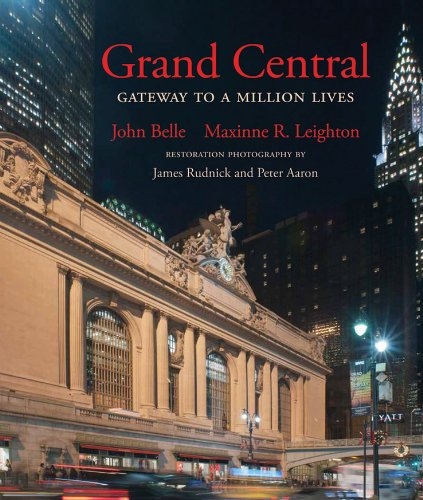 9780393084566: Grand Central: Gateway to a Million Lives (Updated Edition)