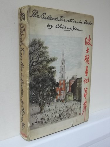 9780393084740: Chiang Silent Traveller in Boston