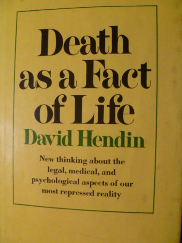 9780393085402: Death As a Fact of Life