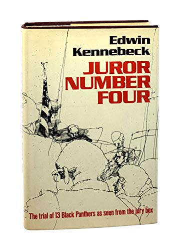 9780393085464: Juror Number Four: The Trial of Thirteen Black Panthers As Seen From the Jury Box