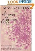 A Shower of Summer Days.: Sarton, May