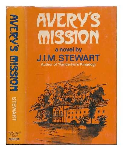 9780393086508: Avery's Mission