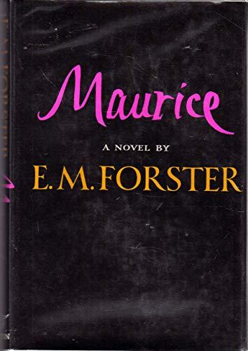 9780393086577: Maurice: A Novel