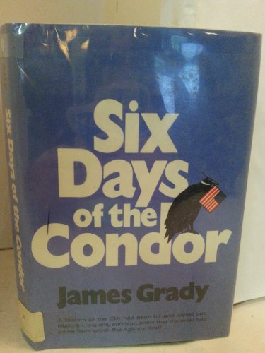 Six Days of the Condor: Grady, James