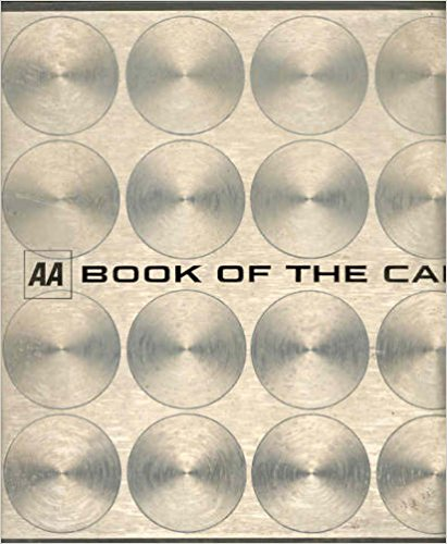 AA Book of the Car: JACOBSON, M. A.
