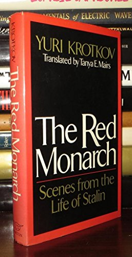9780393088366: The red monarch: Scenes from the life of Stalin