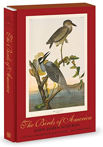 9780393088656: The Birds of America: The Bien Chromolithographic Edition