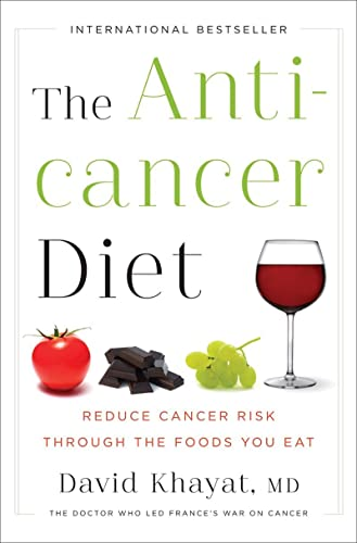 9780393088939: The Anticancer Diet: Reduce Cancer Risk Through the Foods You Eat