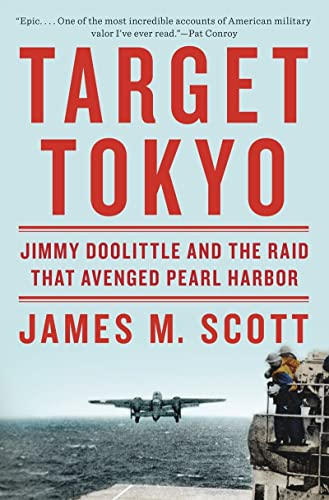 9780393089622: Target Tokyo: Jimmy Doolittle and the Raid That Avenged Pearl Harbor